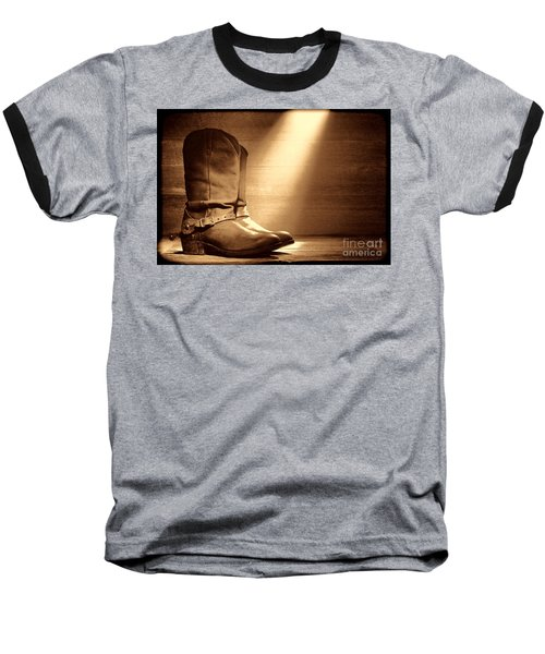 The Found Boots Baseball T-Shirt