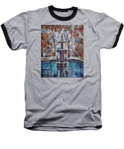 The Fountain Baseball T-Shirt