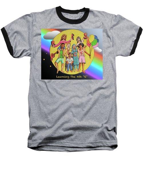 The Fourth R Baseball T-Shirt