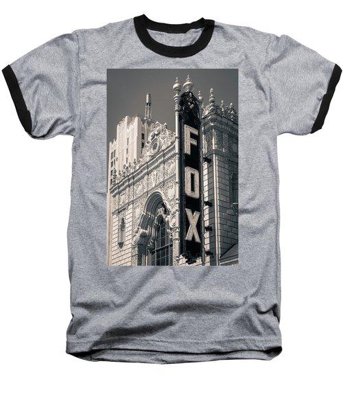 The Fox Baseball T-Shirt