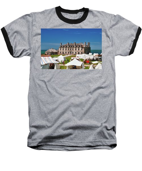 The French Castle 6709 Baseball T-Shirt