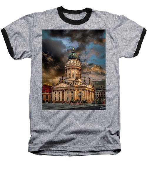 The French Church 3 Baseball T-Shirt