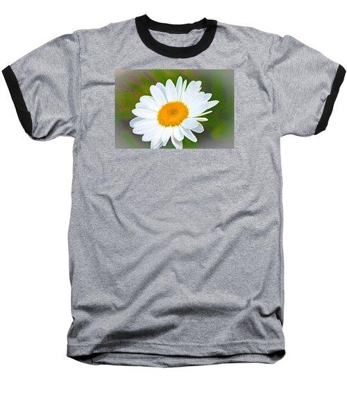 The Friendliest Flower Baseball T-Shirt