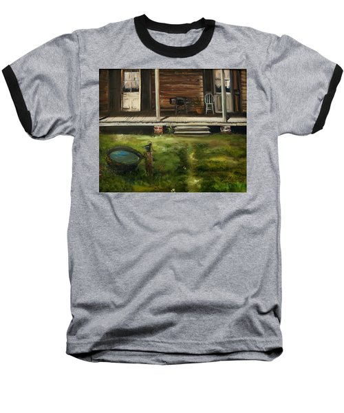 The Front Porch Baseball T-Shirt