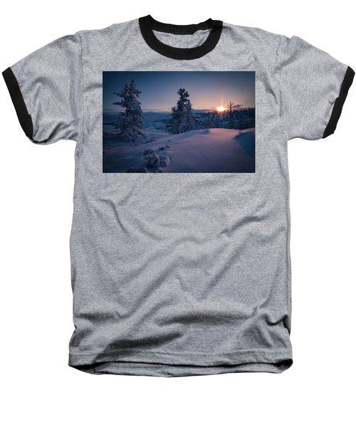 The Frozen Dance Baseball T-Shirt