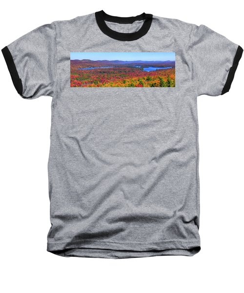 The Fulton Chain Of Lakes Baseball T-Shirt