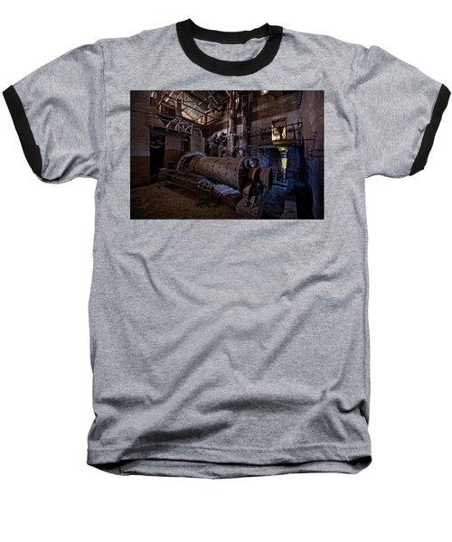 The Furnace And The Rocket 2  La Fornace E Il Razzo 2 Baseball T-Shirt