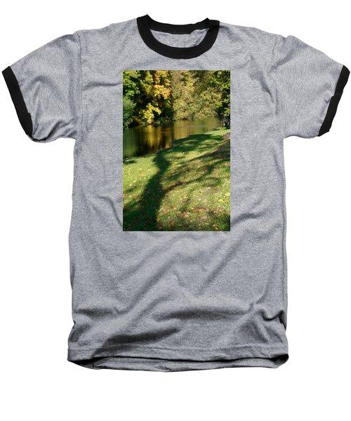 The Game Of Shadows Baseball T-Shirt