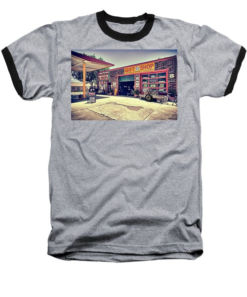 The Garage Baseball T-Shirt