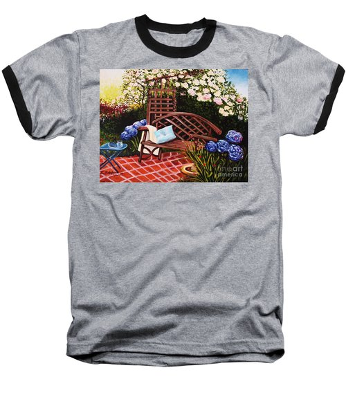The Garden Baseball T-Shirt