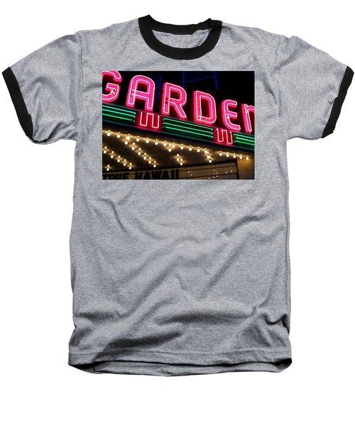 The Garden Frankfort Mi Baseball T-Shirt