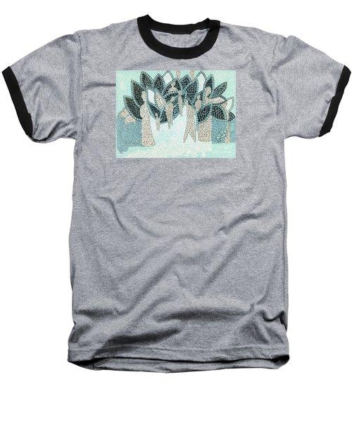 The Garden Of Eden Baseball T-Shirt