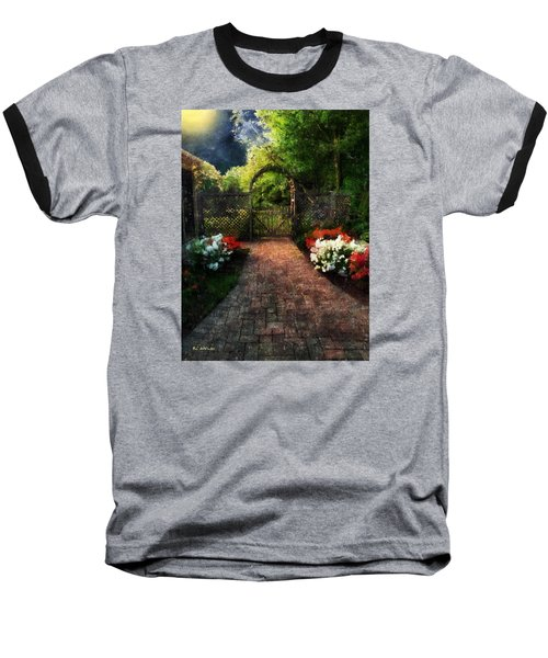 The Garden Path Baseball T-Shirt