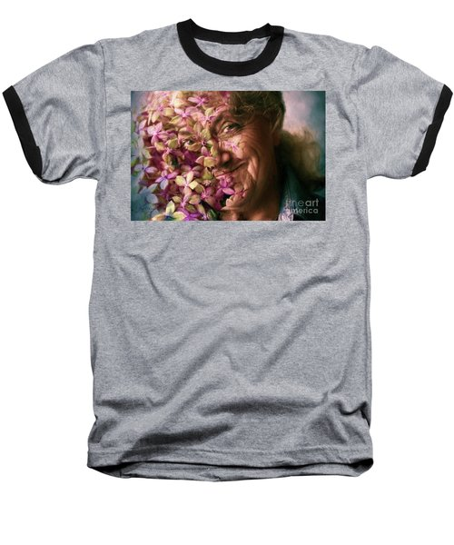 The Gardener Baseball T-Shirt
