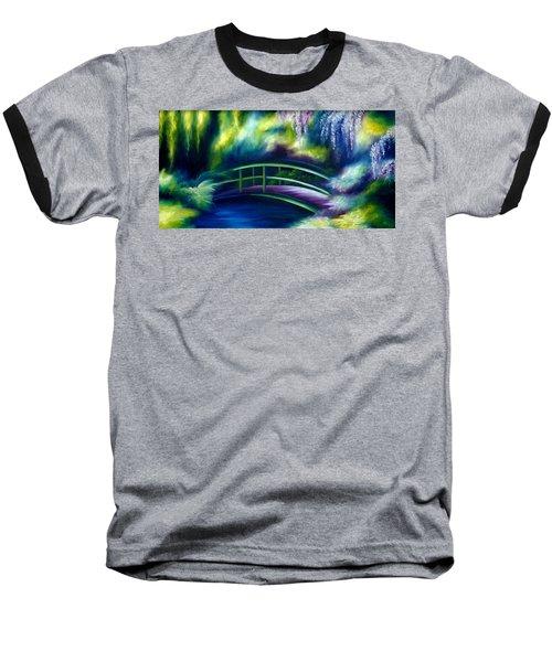 The Gardens Of Givernia Baseball T-Shirt