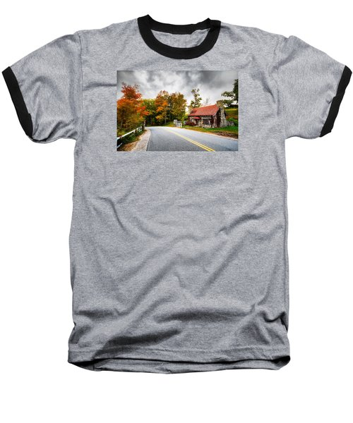 Baseball T-Shirt featuring the photograph The Gate Keeper by Robert Clifford