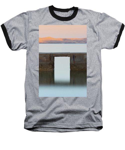 The Gate Of Freedom Baseball T-Shirt
