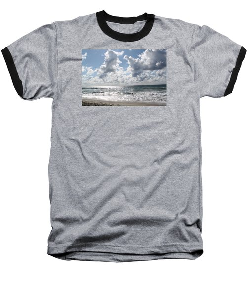 The Gate Way To Heaven Baseball T-Shirt by Amy Gallagher