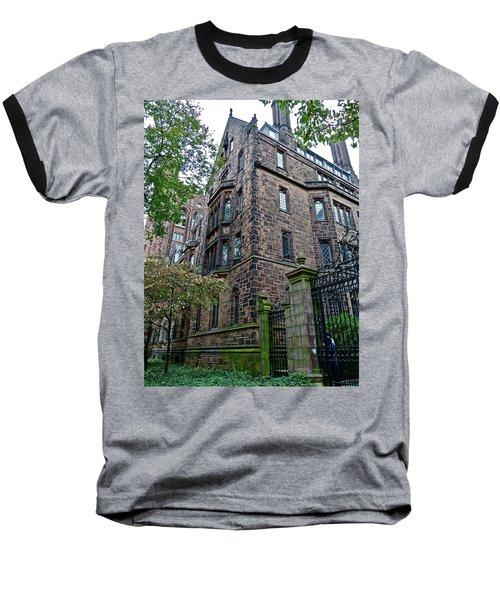 The Gates Of Yale Baseball T-Shirt