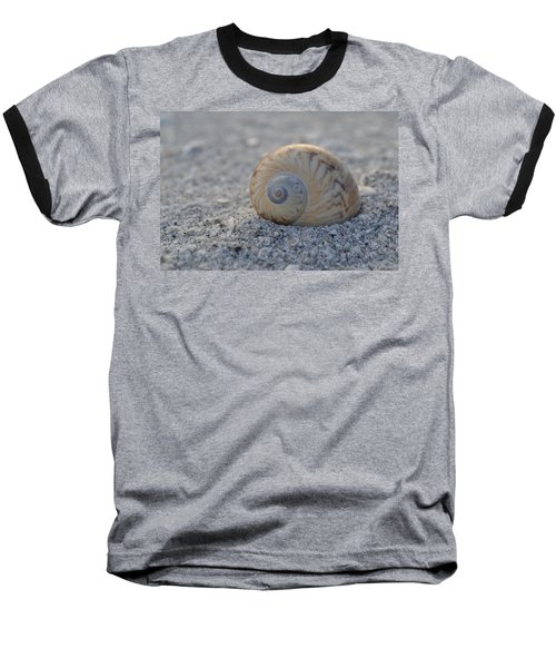 Baseball T-Shirt featuring the photograph The Gaudy Nautica by Melanie Moraga