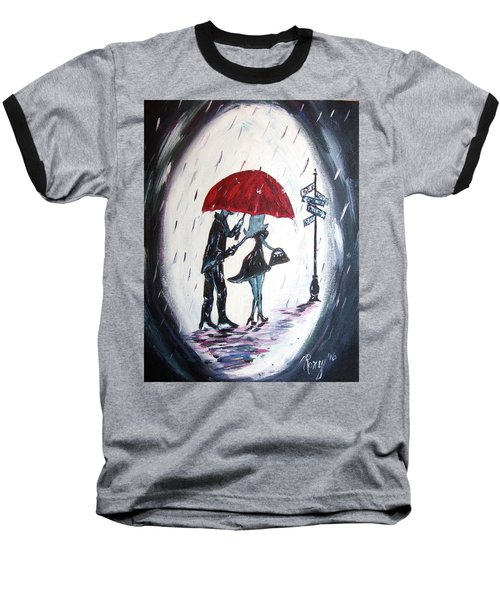 The Gentleman Baseball T-Shirt by Roxy Rich