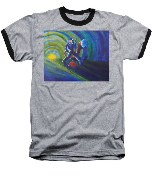 The Getaway Baseball T-Shirt by Chris Benice