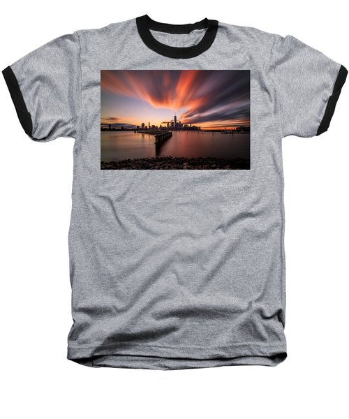 The Gift  Baseball T-Shirt by Anthony Fields