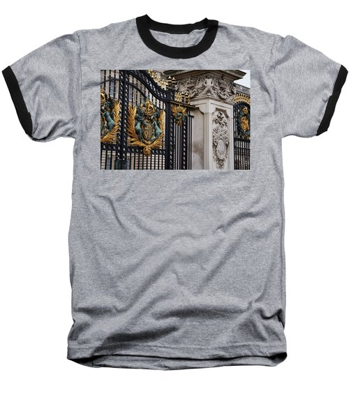 The Gilded Gate Baseball T-Shirt by Andre Phillips