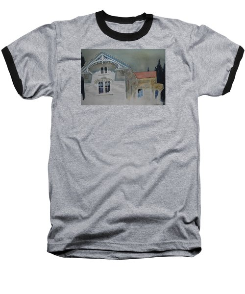 the Ginger Bread House Baseball T-Shirt