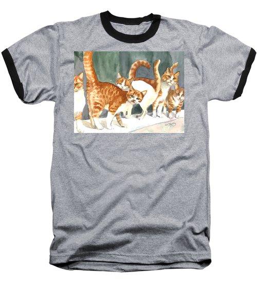 The Ginger Gang Baseball T-Shirt