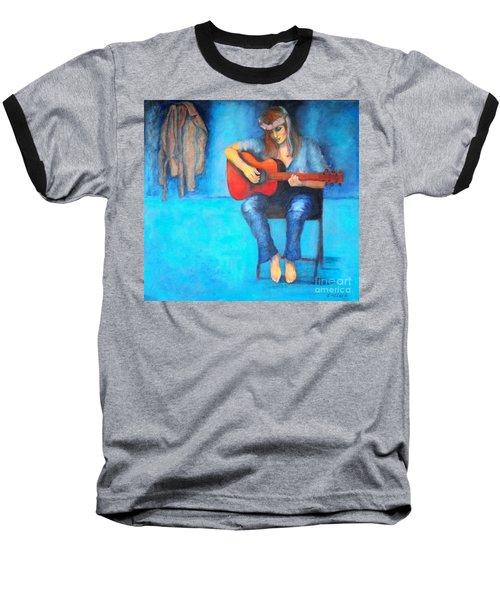 Music In The Alhambra Baseball T-Shirt