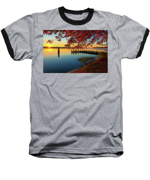 The Glassy Patuxent Baseball T-Shirt