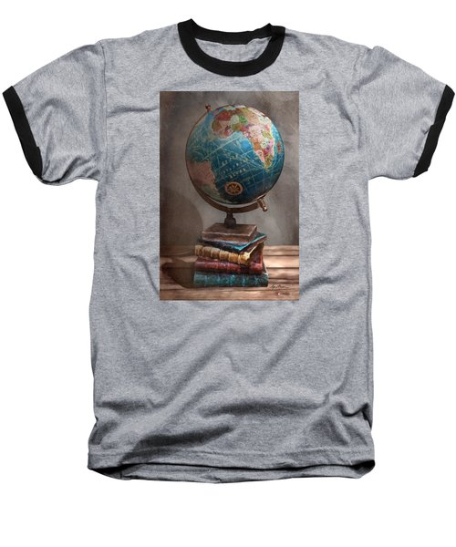 The Globe Baseball T-Shirt