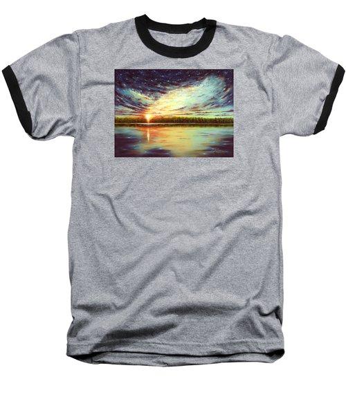 The Glory Of God Baseball T-Shirt