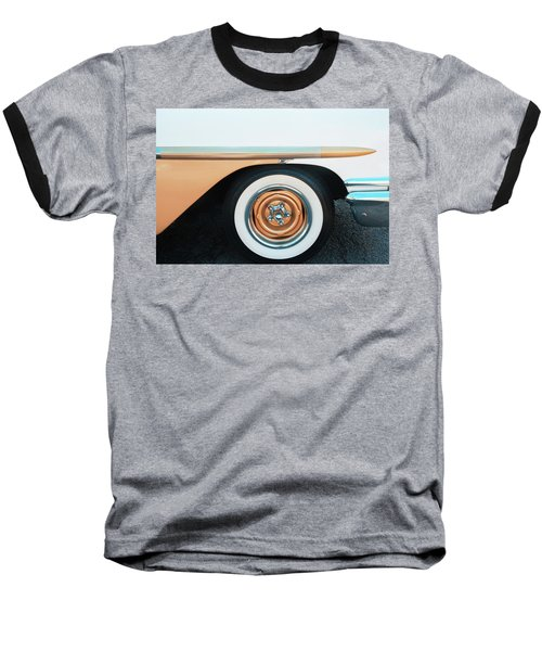 The Golden Age Of Auto Design Baseball T-Shirt