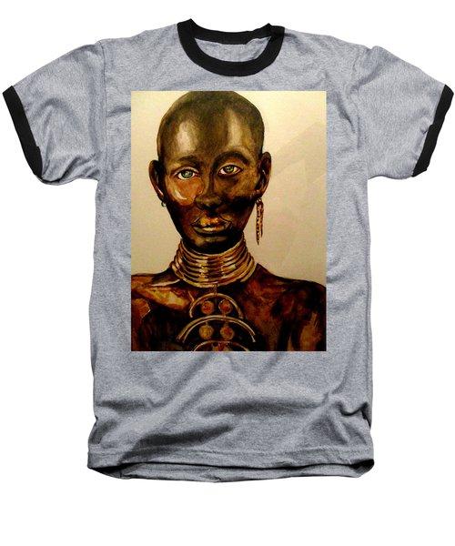 The Golden Black Baseball T-Shirt