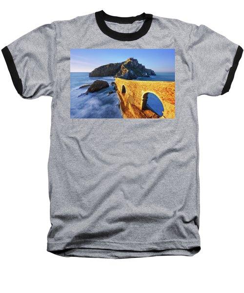 The Golden Bridge Baseball T-Shirt
