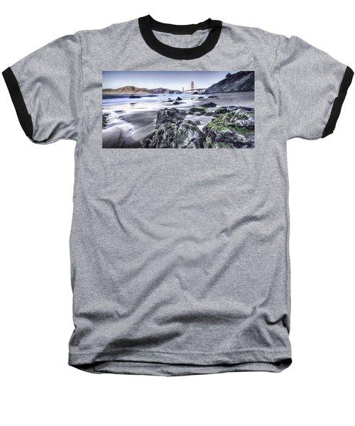 The Golden Gate Bridge Baseball T-Shirt