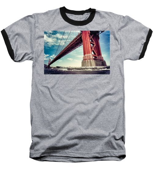 The Golden Gate Baseball T-Shirt