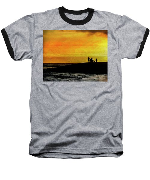 The Golden Hour II Baseball T-Shirt