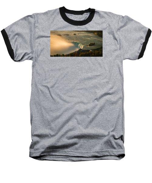 The Golden Mist Of Niagara Baseball T-Shirt