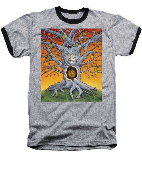 The Golden Pear Baseball T-Shirt