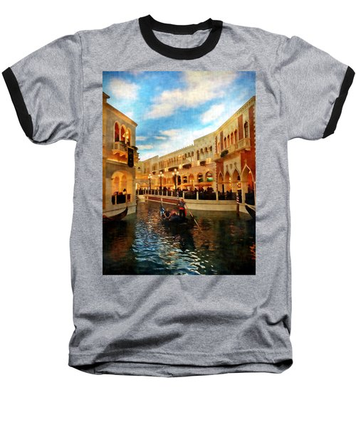 The Gondolier Baseball T-Shirt