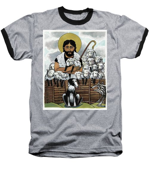 The Good Shepherd - Mmgoh Baseball T-Shirt
