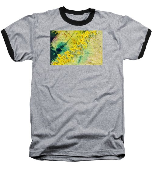 Baseball T-Shirt featuring the photograph The Good With The Bad by Lila Fisher-Wenzel
