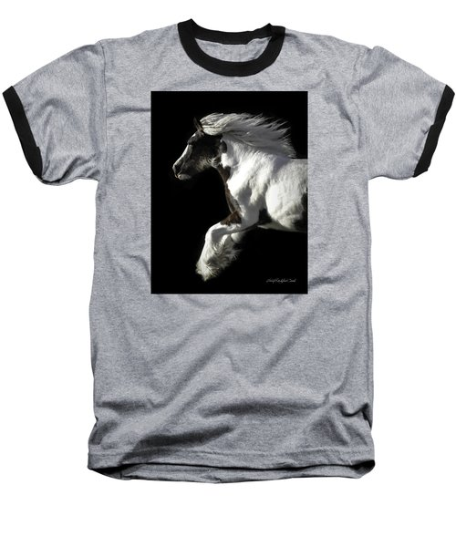 The Gorgeous Filly Baseball T-Shirt