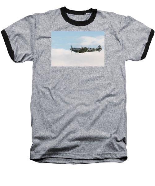 The Grace Spitfire Baseball T-Shirt by Gary Eason
