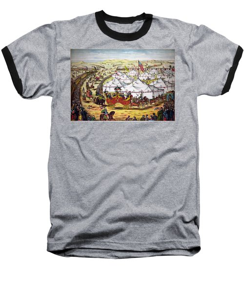 The Grand Layout, Chromolithograph 1874 Baseball T-Shirt