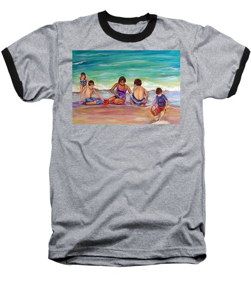 The Grands Baseball T-Shirt by Patricia Piffath
