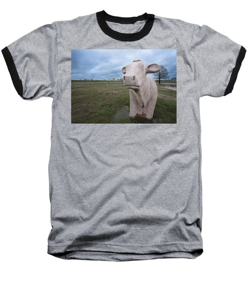 The Granite Cow Baseball T-Shirt